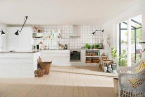 Sigdal åpent kjøkken