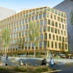 Valle Wood prosjekt i Oslo