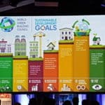FN's bærekraftmål som kan oppnås med miljøbygg fra Bygg-Reis-Deg Messen 2017