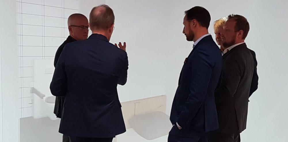 Bygg Reis Deg 2017 Kronprins Haakon