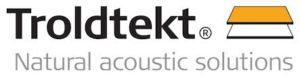 Logo Troldtekt Natural Acoustic Solutions