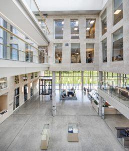 Atriumet i Breeam-Nor Excellent sertifiserte Arkivenes Hus i Stavanger