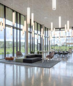 Fleksible rom i Arkivenes Hus i Stavanger