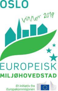 Oslo Europeisk Miljøhovedstad.logo