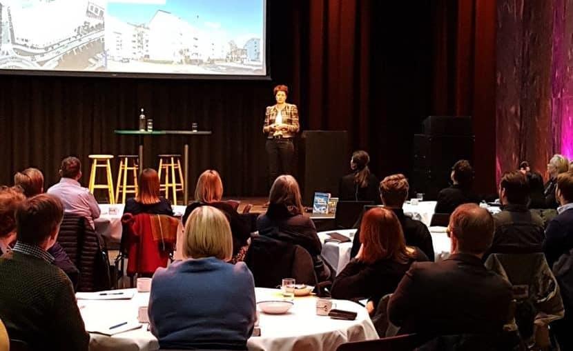 Green Built Dialogkonferanse 7.januar 2019 i Marmorsalen på Sentralen i Oslo
