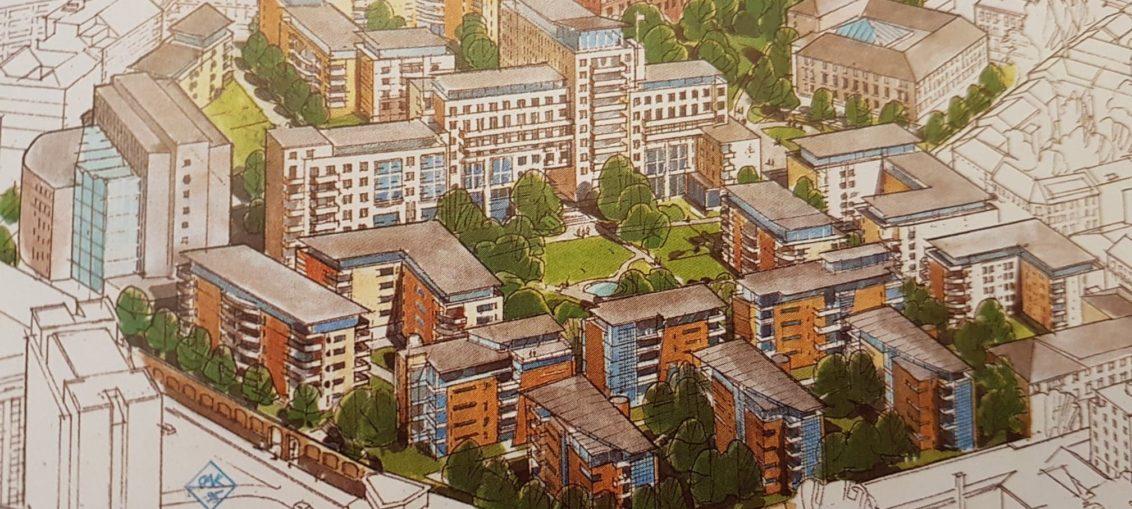 Forslag Pilestredet Park
