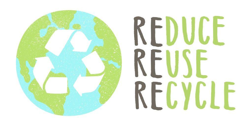 redusere redesige resirkluere