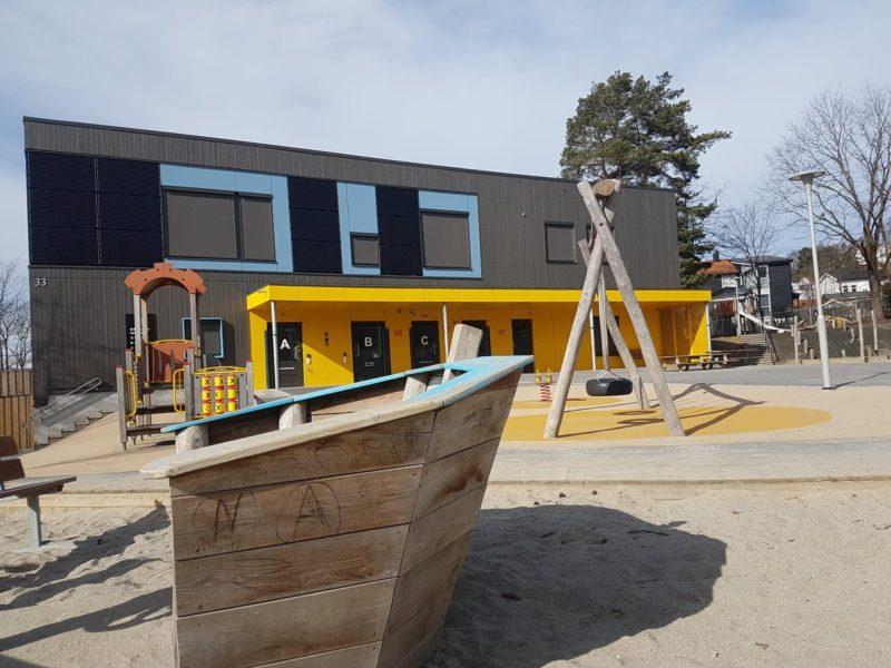 Bråtenalleen barnehage
