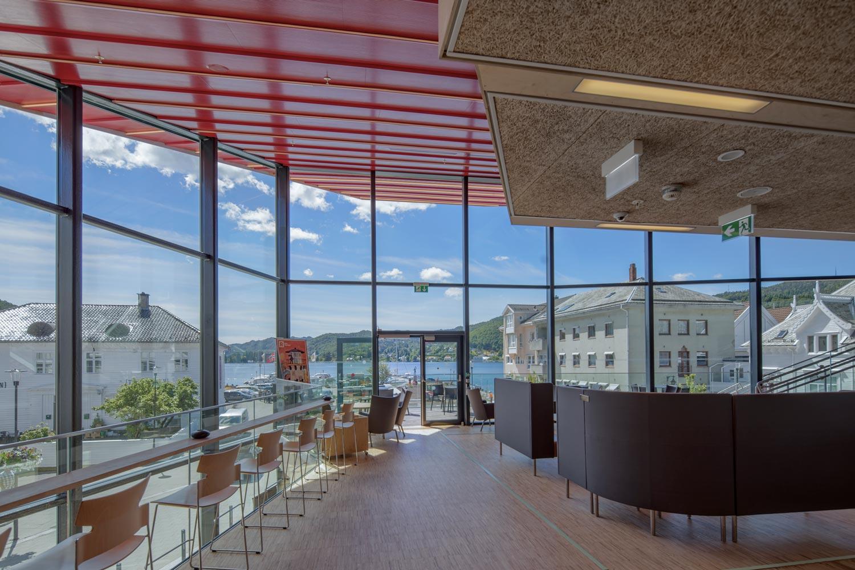 Troldtekt i Flekkefjord Kulturhus